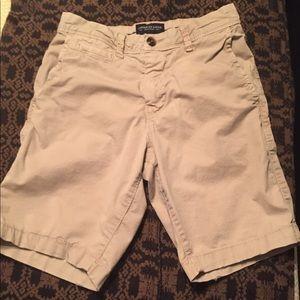 AEO men's slim fit shorts